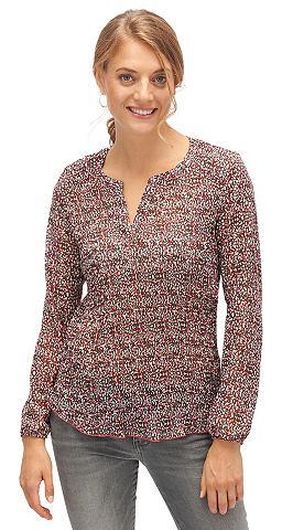 Блузка с длинным рукавом »mit Pl...