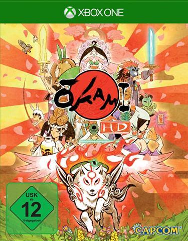 XBOX One - Spiel »Okami HD&laquo...
