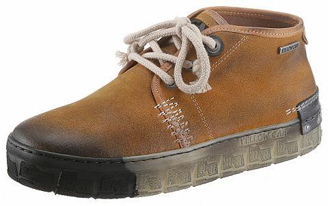 Ботинки со шнуровкой »Check&laqu...
