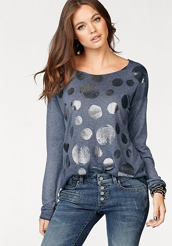 Пуловер с круглым вырезом »DOLLY...