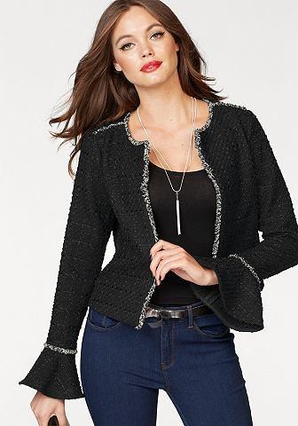 Пиджак короткий »PUKA«