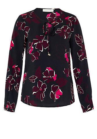 Блуза с Maxi-Flowerprint