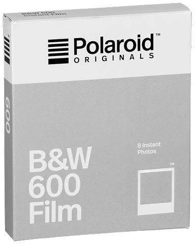 POLAROID ORIGINALS Sofortbildfilm »Polaroid B&W...