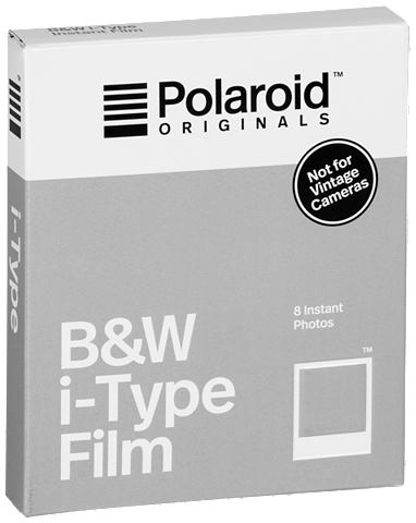 POLAROID ORIGINALS Sofortbildfilm »Polaroid B&W...
