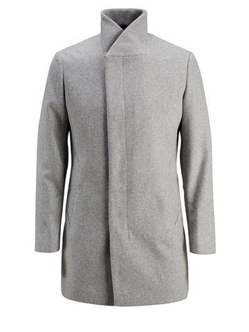 Jack & Jones шерстяной- куртка