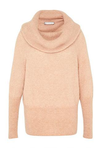 Пуловер с Maxi-Rollkragen