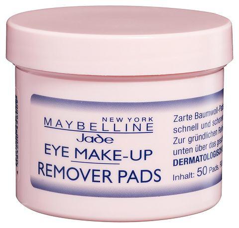 »Eye Make-Up Remover Pads«...