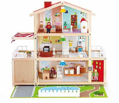 "Puppenhaus ""Puppen-Villa"""