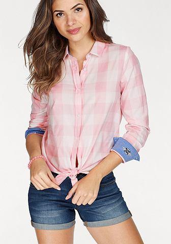 Tom Tailor футболка поло Team блузка