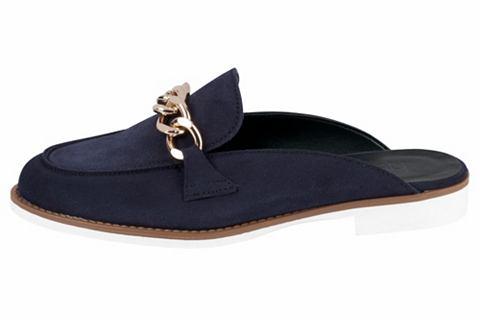 Туфли с цепочка металлическая