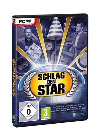 PC - Spiel »Schlag den Star&laqu...