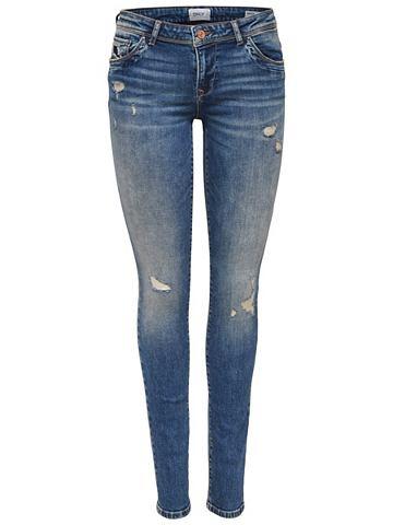 Sintia low облегающий форма джинсы