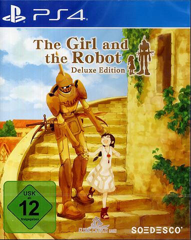 The Girl and the Robot - Deluxe Editio...