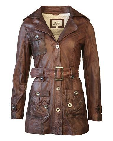 Пальто с пояс »Pizzy«