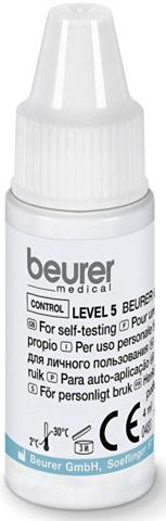 Blutzucker Kontrolllösung 1 бутыл...