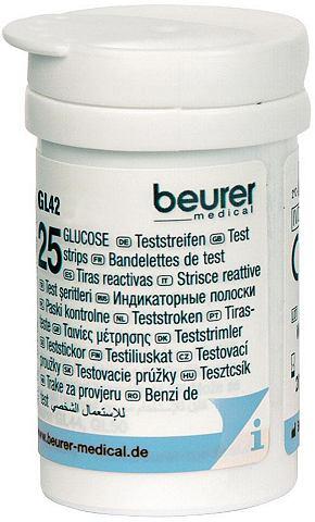 Blutzucker-Teststreifen GL 42/ GL 43 z...