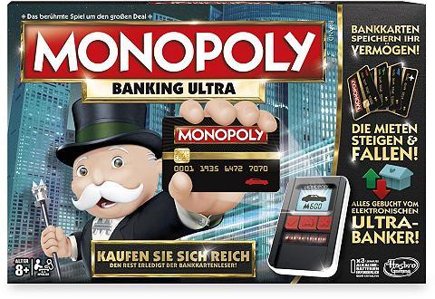 Gesellschaftsspiel »Monopoly Ban...