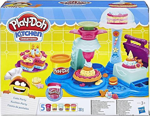 Knetset »Play-Doh Kuchen Party &...