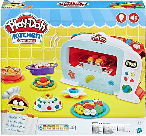 Knetset »Play-Doh Magischer Ofen...