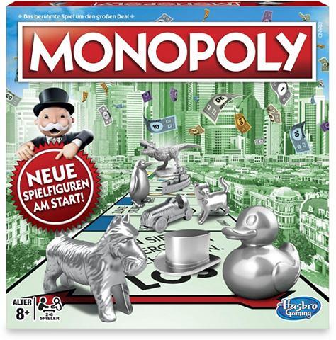 Gesellschaftsspiel »Monopoly Cla...