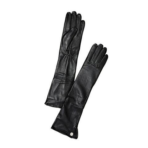 Длиный перчатки ECHTES кожа