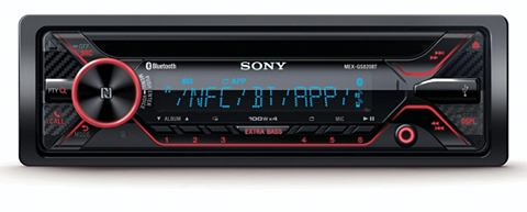 1-DIN DAB+ Radio с Беспроводная технол...