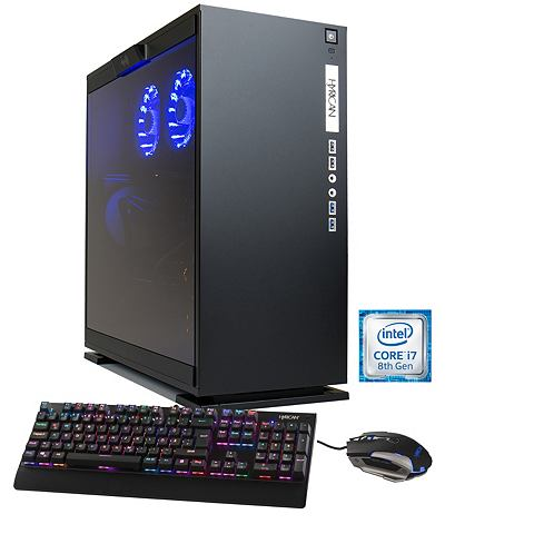 Gaming PC Intel® i7-8700K 32GB SSD...