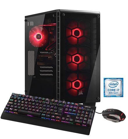 Gaming PC Intel® i7-8700K 32GB 500...