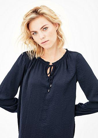 Блуза из seidenmattem атлас