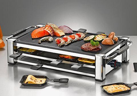 ROMMELSBACHER Raclette Fashion RCC 1500 8 Raclettepf...