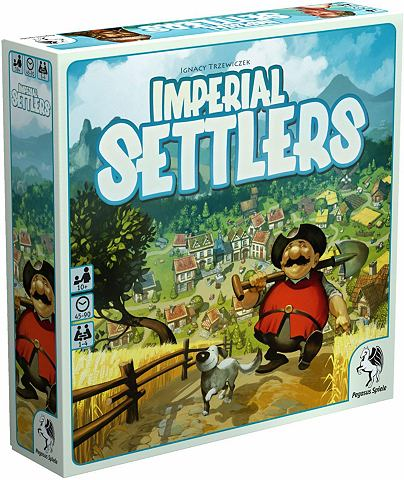 Strategiespiel »Imperial Settler...