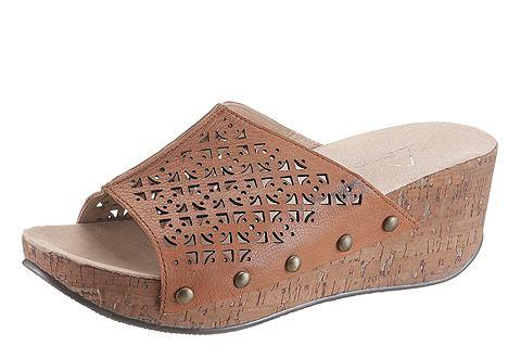 Туфли с Korkabsatz