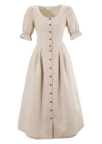 Платье в национальном костюме с luftig...