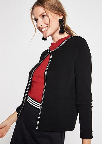 Лёгкий свитер с длинa рукавами