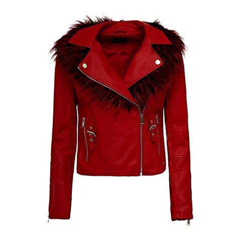 Куртка материал имитация KUNSTFELL