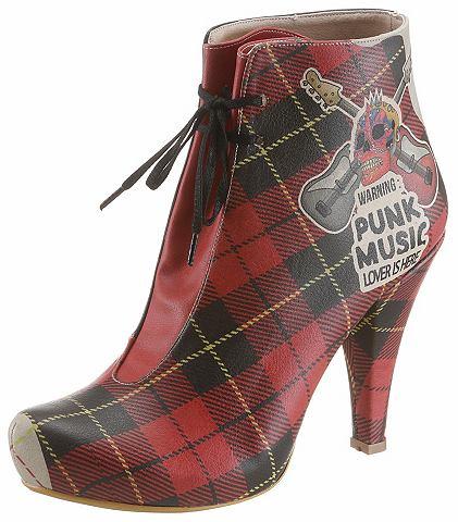 Ботинки на высоком каблуке »Punk...