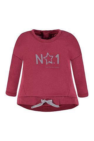 Babysweater с Motiv и Bändchen