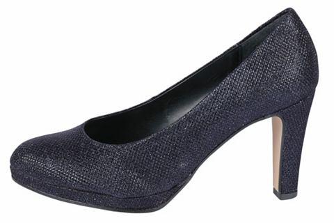 Туфли с Glanzeffekt