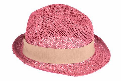 Шляпа с боковой бант