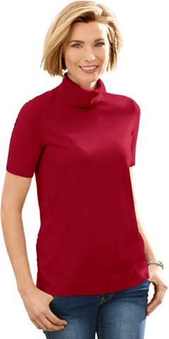 Пуловер с gerippten манжет