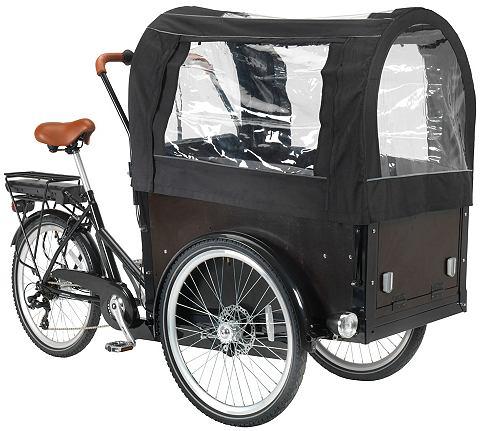 Электрический велосипед трехколесный в...