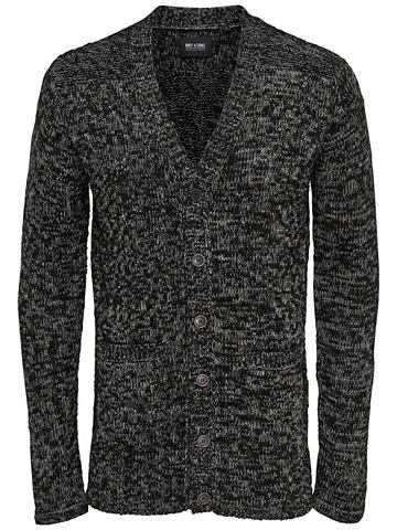 ONLY & SONS Langer кардиган трикот...