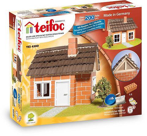 TEIFOC Steinbaukasten (TEI 4300) »Fachw...