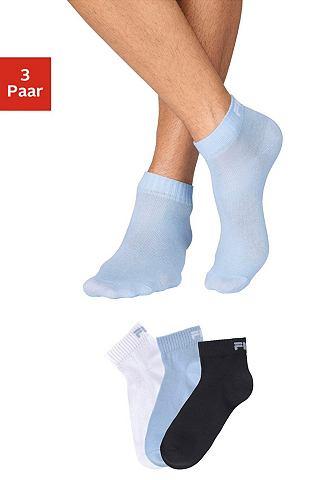 Носки короткие (3 пар) унисекс