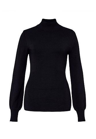 Пуловер с воротником-стойкой с Taillie...