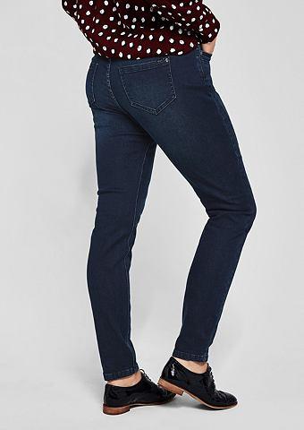 Красивая Boyfriend: Distressed джинсы ...