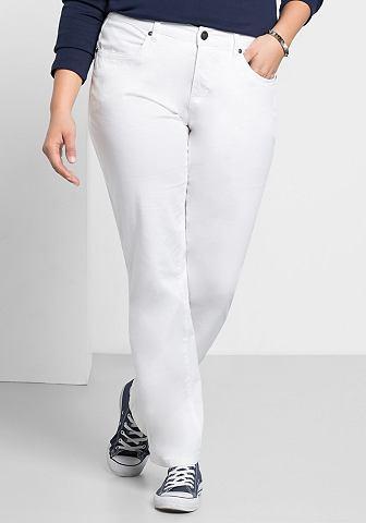SHEEGO BASIC Костюмные брюки elastische Twill-Quali...