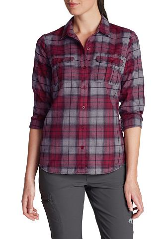 Flannelbluse