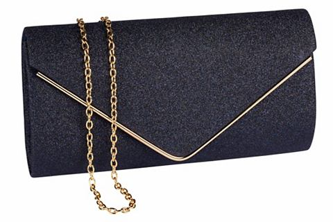 Клатч сумка с сверкают эффект