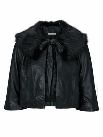 heine TIMELESS Куртка кожаная кожа ягненка